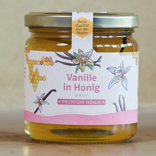 Vanille in Honig